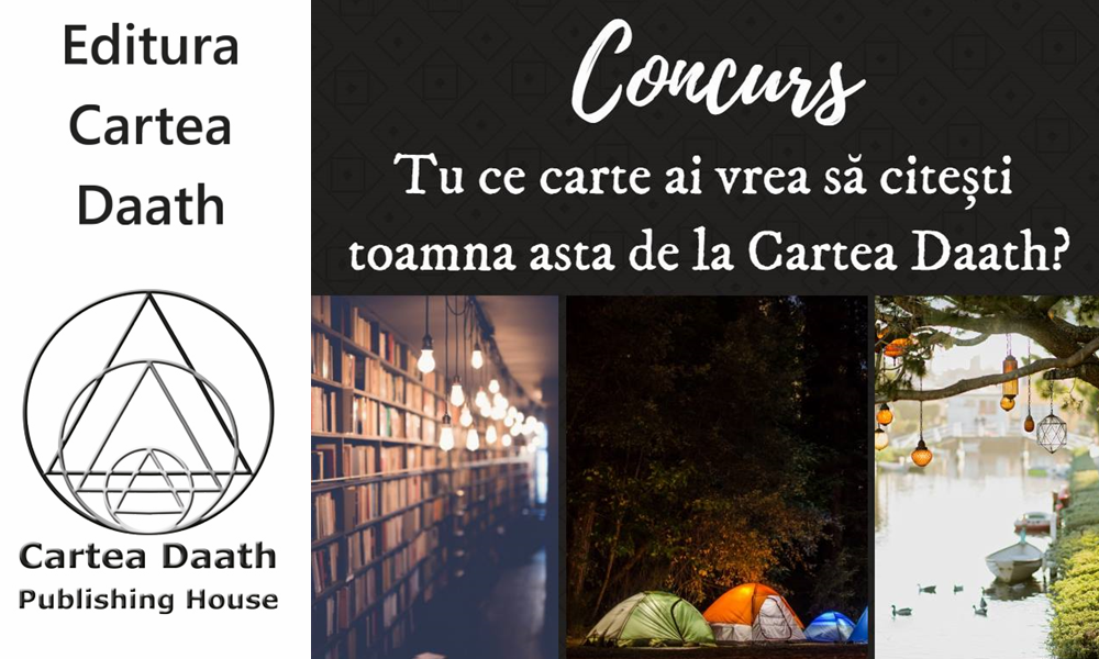 Concurs #edituracarteadaath