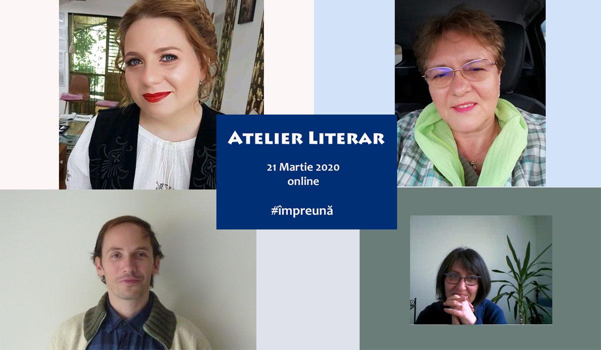 Imagini din Atelierul Literar