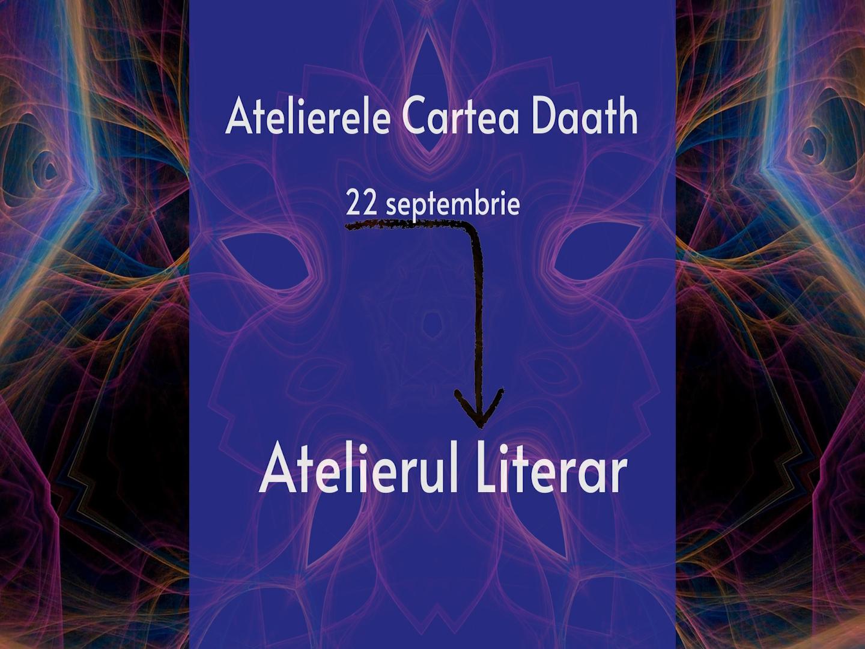Din #AtelierulLiterar-22 septembrie