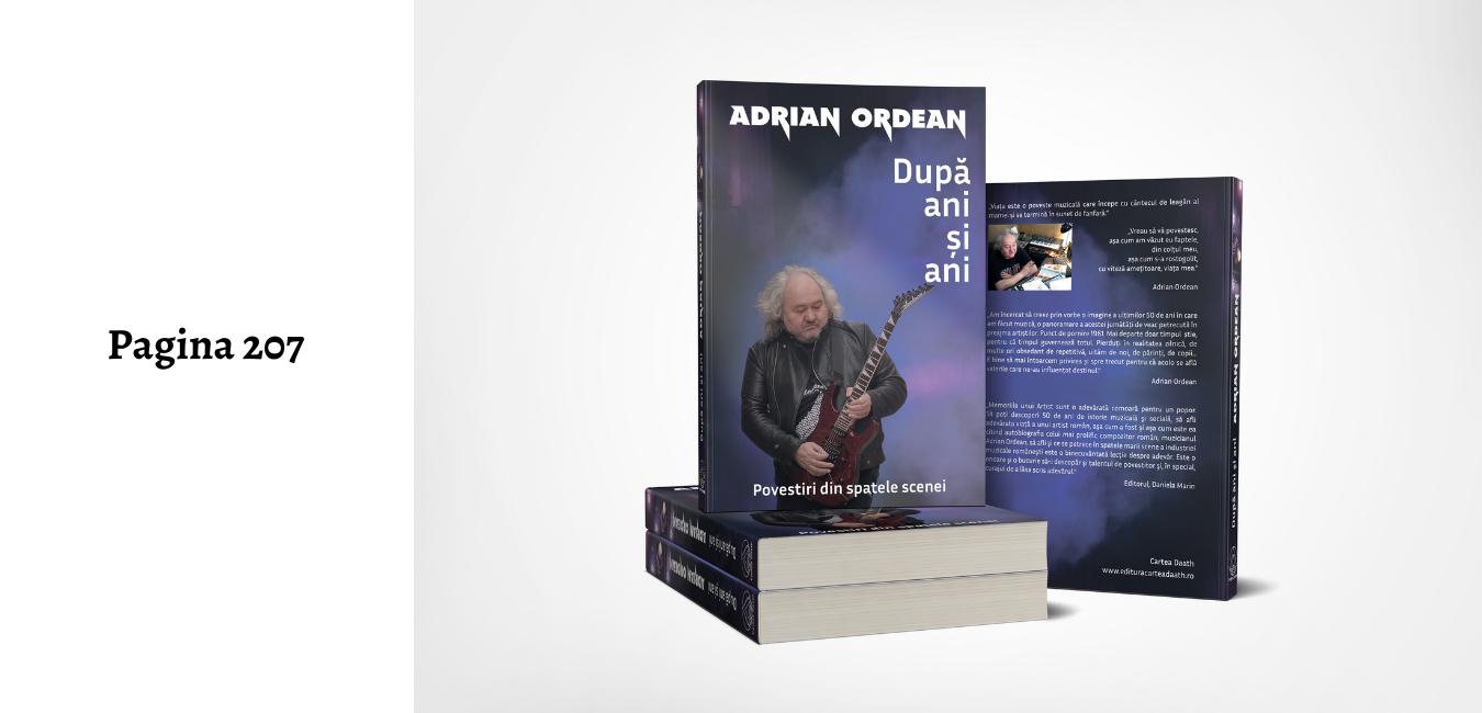 Pag.207 – Compact la Chișinău #AdrianOrdean